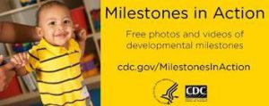 Banner Graphic for CDC.GOV Milestones In Action